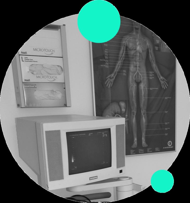 ecografía urológica